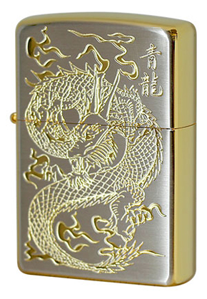 【ZIPPO】ジッポー:DRAGON-SSG1/龍